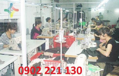 Trong ngành hàng may mặc, sóng nhựa (rổ nhựa) Hòa An được sử dụng khá phổ biến.