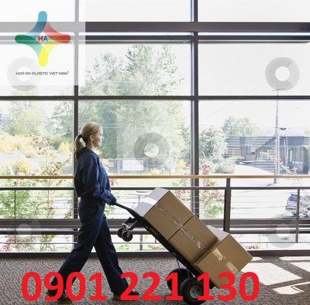 Vận chuyển hàng hóa nhẹ nhàng và nhanh chóng