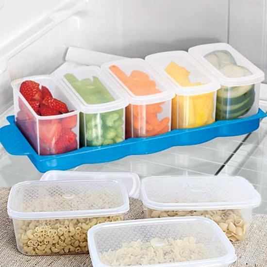 Nhựa nguyên sinh ứng dụng trong sản xuất các ngành hàng liên quan đến thực phẩm