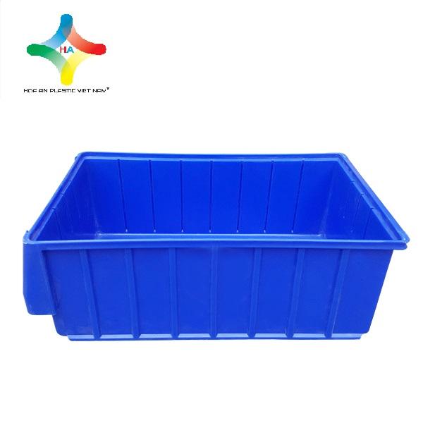 Thùng nhựa đặc (sóng nhựa bít) KPT01 thành chắc chắn
